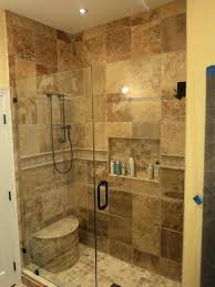 tile stand up shower subway tile stand up shower small bathroom ideas with and tub home