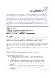 Operations Accountant Cover Letter Sarahepps Com