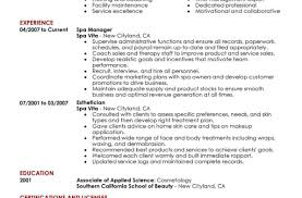 Salon Manager Resume Salon Manager Resume Salon Manager Resume