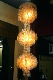 capiz shell lighting fixtures. Shell Light Fixture Lighting Chandelier Capiz Flush Mount Fixtures H
