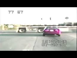 Pickup Truck Gets Obliterated by Semi (07/29/97) - YouTube