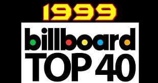 Billboard Charts Top 40 1999