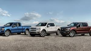 New Ford F-150: Most Advanced F-150 Powertrain Lineup Ever Enables ...