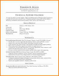 8 Resume Technical Skills Examples Activo Holidays