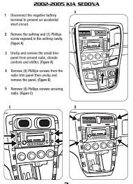 2004 kia sedona ac wiring diagram solutions
