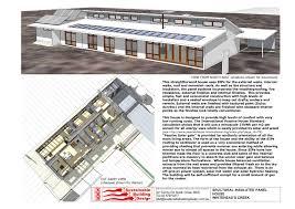 passive house plans. House Plan Sustainable Building Design Cur Australian Projects Green Living Plans Simple One Floor Passive