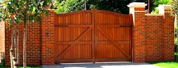 fence gate. metal fence gates in northern virginia and metro dc gate