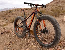 test ride review 2016 scott big ed fat bike singletracks