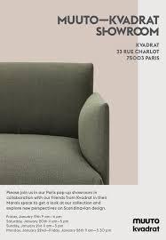 Hb Design Studio Muuto Kvadrat Showroom Hb Design Brands