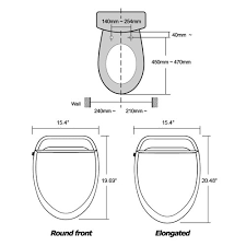 elongated toilet bowl dimensions. ub1000 available in elongated white only toilet bowl dimensions t