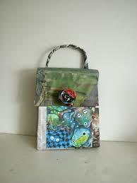 Art Bag Nyc New Production By Yoko Komori Olson Artist Bag Fresh Paint
