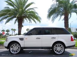 2006 Chawton White Land Rover Range Rover Sport Supercharged ...