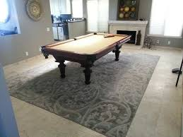11x12 area rug unique grey contemporary modern rug for under pool table modern