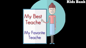 my best teacher essay video my favorite teacher  my best teacher essay video my favorite teacher