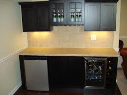 Simple Wet Bar Would Add Backsplash For The Home Pinterest Simple - Simple basement bars