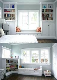 bookshelf around window built ins around window home sweet on a budget built ins built in bookshelf around window bookcases