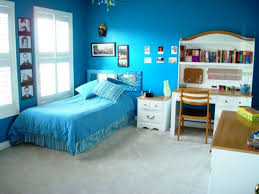 Paint Colors For Bedrooms Blue Bedroom White And Black Paint Idea With Chocolate Bed Design