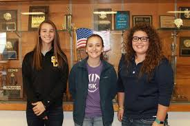 "submitted story voice of democracy essay winners announced  the vfw and auxiliary 6407 of scott city sponsored the patriotic speech contest voice of democracy in the high school this year s topic being ""my"