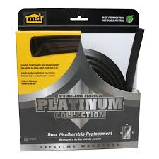 M-D Building Products 91891 Platinum Collection Replacement Door  Weatherstrip, 84-Inch - Weather Stripping - Amazon.com
