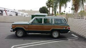 Hemmings Find of the Day – 1983 Jeep Wagoneer | Hemmings Daily