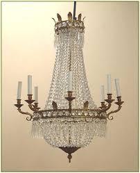 empire crystal chandelier french empire crystal chandelier wonderful gallery 3 light mini designs