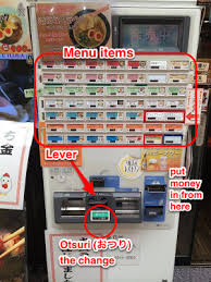 Ramen Vending Machine Price