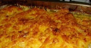Мясо с картофелем, луком и сыром рецепт – европейская кухня ...