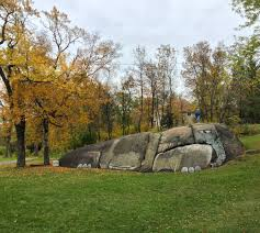 Andrew Krueger On Twitter Elephant Rock In Lincoln Park In