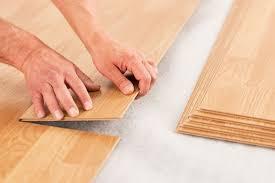 vinyl plank flooring glue down best of laminate underlayment pros and cons photos