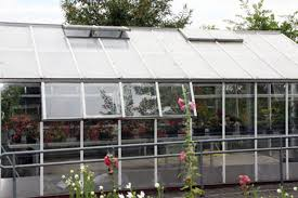 image of greenhouse glass