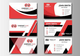 Business Card Free Vector Art 42673 Free Downloads