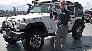 2013 Jeep Wrangler Unlimited Rubicon review - We review the ...