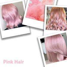 dreamy pink hair color ideas formulas