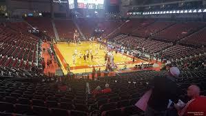 Pinnacle Bank Arena Basketball Seating Chart Pinnacle Bank Arena Section 102 Nebraska Basketball