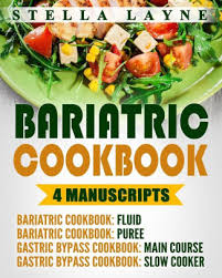 bariatric cookbook mega bundle 4 mcripts in 1 a total of 220