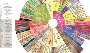 Counter Culture Coffees Flavour Wheel Thinkingcoffee