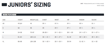 45 Detailed Puma Golf Sizing Chart