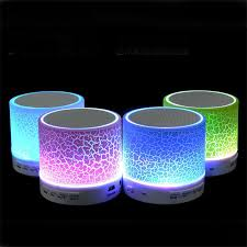 bluetooth speakers with lights. new arrival portable mini bluetooth speakers wireless smart hands free led support sd card for iphone shipping-in from with lights