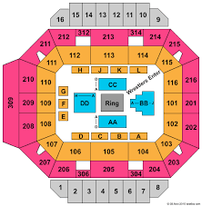 Diddle Arena Tickets Diddle Arena Seating Chart