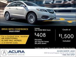 2018 acura lease specials. plain 2018 lease the 2018 acura rdx with acura lease specials