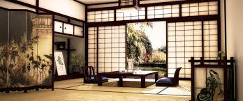 Futuristic Japanese Inspired Living Room Interior Design With Japanese  Style Interior Design
