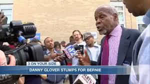 Actor Danny Glover, supporters canvass Jackson neighborhoods in ...