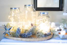 Decorated Christmas Jars Ideas 60 Mason Jar DIY Christmas Decorations Prudent Penny Pincher 43