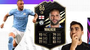 BETTER THAN VAN DIJK?! INSANE 86 RATED INFORM KYLE WALKER PLAYER REVIEW! FIFA  21 Ultimate Team - YouTube