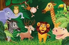 jungle wallpaper for kids. Perfect For Walls And Murals Engrossing Educative Jungle Wallpaper For Kids Peel  Stick In To Jungle Wallpaper For Kids