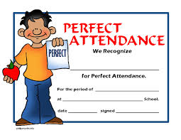 free perfect attendance certificate free attendance award cliparts download free clip art free clip