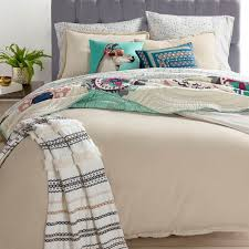 martha stewart collection whim reversible 3 pc oatmeal comforter set