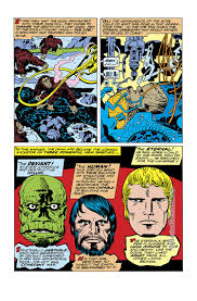 The marvel omnibus hardbound format is something to behold in itself. Eternals The Complete Saga Omnibus Hc Collected Editions