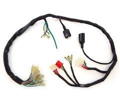 oem main wiring harness 32100 333 000 honda cb350f vintage honda motorcycle parts at Cb350 Wiring Harness