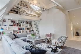Small And White Apartment Interior Design Homemydesign
